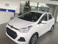 Bán xe Hyundai i10 1.0 AT năm 2017, hai màu, nhập khẩu, giá 423tr