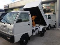 Xe tải truck Ben 650kg, Suzuki Vũng Tàu khai trương có giá tốt