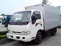 Thông tin xe tải Kia 1,9 tấn Thaco Trường Hải mới nâng tải ở Hà Nội hỗ trợ giao xe ngay