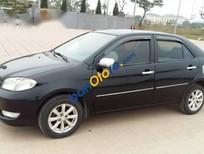 Chính chủ bán xe Toyota Vios G sản xuất 2005, màu đen