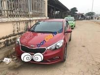 Cần bán lại xe Kia K3 AT đời 2014, màu đỏ