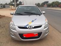 Bán Hyundai i20 AT đời 2012, màu bạc, nhập khẩu chính hãng chính chủ