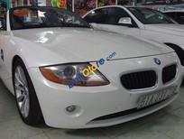Bán xe BMW Z4 AT sản xuất 2005, màu trắng, nhập khẩu chính chủ