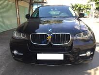 Cần bán xe BMW X6 3.5 XDrive sản xuất năm 2008, màu đen, nhập khẩu nguyên chiếc ít sử dụng