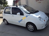 Cần bán Daewoo Matiz SE sản xuất 2008, màu trắng
