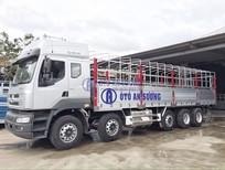 Bán xe tải Chenglong 5 chân ga cơ