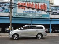 Cần bán lại xe Toyota Innova E 2013, giá 609 tr