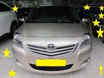 Salon ô tô Kiên Cường bán xe Toyota Vios G 2013, màu vàng