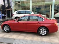 Bán ô tô BMW 3 Series 320i 2017, màu đỏ, nhập khẩu, giá rẻ nhất