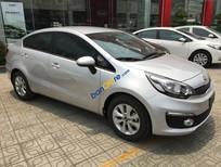 Cần bán xe Kia Rio năm 2016, màu bạc, nhập khẩu nguyên chiếc, 565 triệu