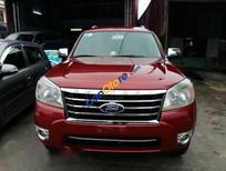 Chính chủ bán Ford Everest năm 2011, màu đỏ
