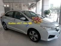Cần bán xe Honda City CVT năm sản xuất 2017, màu bạc, 533 triệu