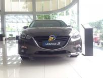 Bán Mazda 3 1.5 AT sản xuất năm 2017, màu nâu