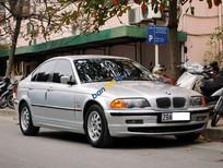 Bán BMW 323i năm sản xuất 1999, màu bạc, nhập khẩu