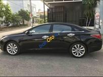 Cần bán lại xe Hyundai Sonata AT năm 2011 màu Đen, giá tốt nhập khẩu