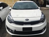 Cần bán xe Kia Rio 1.4 MT năm 2016, màu trắng, nhập khẩu nguyên chiếc, giá 485tr