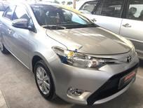Bán Toyota Vios MT sản xuất 2015, màu bạc số sàn, giá tốt