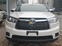 Cần bán Toyota Highlander LE đời 2016, màu trắng, nhập khẩu chính hãng
