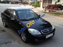 Bán Lifan 520 năm sản xuất 2007, màu đen, giá tốt