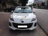 Bán Mazda 3 1.6AT năm 2014, màu trắng số tự động