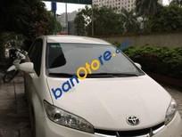 Chính chủ bán xe Toyota Wish 2011, màu trắng, nhập khẩu