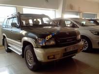 Bán xe Isuzu Trooper 2002, màu xanh lam, nhập khẩu