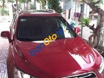 Bán xe Chevrolet Captiva Revv 2.4L năm 2016, màu đỏ