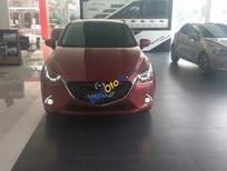 Bán xe Mazda 2 AT sản xuất năm 2017, màu đỏ