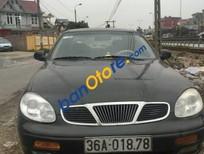 Cần bán lại xe Daewoo Leganza năm sản xuất 2001, màu đen, giá 125tr