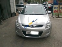 Bán Hyundai i20 năm 2011, màu bạc, nhập khẩu chính chủ, giá tốt
