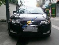 Bán xe cũ Kia Forte SX đời 2013, màu đen, 468 triệu
