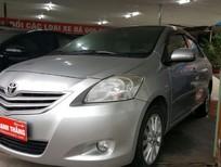 Bán Toyota Vios E 2010, màu bạc, giá tốt