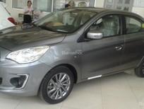 Cần bán xe Mitsubishi Attrage ở Quảng Trị, màu bạc, nhập khẩu nguyên chiếc, giá chỉ 447 triệu