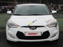 Cần bán gấp Hyundai Veloster GLS 1.6AT năm 2016, màu trắng, nhập khẩu Hàn Quốc