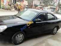 Chính chủ bán Daewoo Nubira đời 2004, màu đen, 135tr