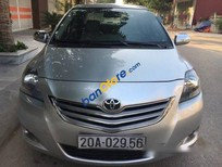Lên đời cần bán lại xe Toyota Vios MT đời 2012, màu bạc số sàn, 460tr