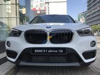 Cần bán BMW X1 sDrive 18i sản xuất 2017, màu trắng, xe nhập