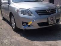 Bán Toyota Corolla Altis MT đời 2009, màu bạc chính chủ
