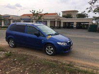 Cần bán lại xe cũ Mazda Premacy đời 2003, màu xanh