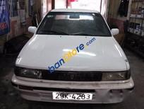 Bán xe cũ Nissan 200SX đời 1987, màu trắng, giá tốt