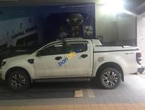 Bán xe Ford Ranger XLS MT đời 2015, màu trắng, nhập khẩu nguyên chiếc số sàn, 585 triệu