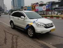 Cần bán lại xe Honda CR V sản xuất năm 2012, màu trắng
