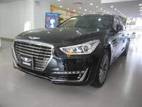 Bán Hyundai Genesis sản xuất năm 2017, màu đen, nhập khẩu Hàn Quốc