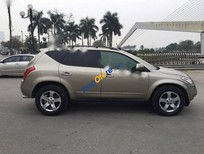 Cần bán xe Nissan Murano 2004, màu vàng, nhập khẩu nguyên chiếc