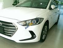 Cần bán Hyundai Elantra đời 2016, màu trắng