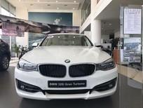 Bán xe BMW 3 Series 320i GT 2017, màu trắng, nhập khẩu, ưu đãi cực lớn tại Huế