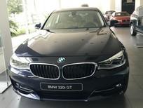 Bán xe BMW 3 Series 320i GT 2017, màu xanh lam, xe nhập chính hãng, ưu đãi lớn tại Hà Tĩnh