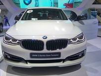 Bán xe BMW 3 Series 320i GT 2017, màu trắng, nhập khẩu chính hãng