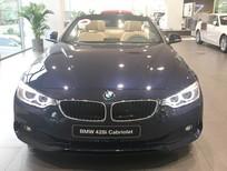 Bán xe BMW 4 Series 428i Convertible 2017, màu xanh lam, nhập khẩu, giá tốt nhất tại Huế