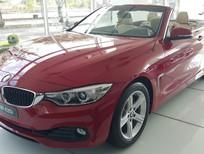 Bán xe BMW 4 Series 420i Convertible 2017, màu đỏ, xe nhập, ưu đãi khủng, giao xe nhanh